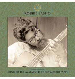 Tompkins Square Basho, Robbie: 2020RSD2 - Selections from Song of the Avatars: The Lost Master Tapes LP