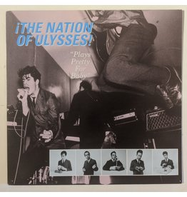 USED: Nation of Ulysses: Plays Pretty for Baby LP