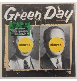 USED: Green Day: Nimrod LP