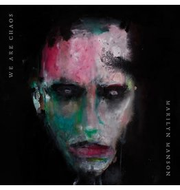 Loma Vista Manson, Marilyn: We Are Chaos (indie shop) LP