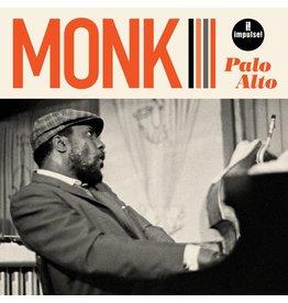 Impulse Monk, Thelonious: Palo Alto (1968 concert/poster/inserts) LP