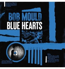 Merge Mould, Bob: Blue Hearts (Peak Vinyl indie shop version) LP