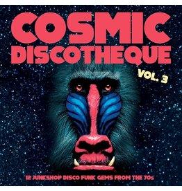 Naughty Rhythm V/A: Cosmic Discotheque Vol. 3 LP