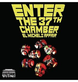 Fat Beats El Michels Affair: Enter the 37th Chamber (gold vinyl) LP