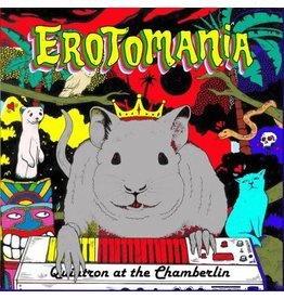 Mind Meld Quintron: Erotomania LP