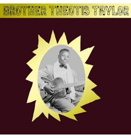 Mississippi Taylor, Brother Theotis: s/t LP
