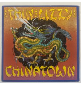 USED: Thin Lizzy: Chinatown LP
