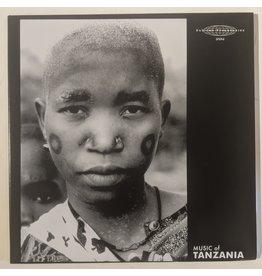 USED: Various: Music of Tanzania LP