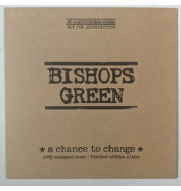 USED: Bishops Green: A Chance to Change LP