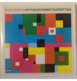 USED: Beastie Boys: Hot Sauce Committee Part Tw