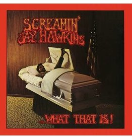 Third Man Hawkins, Screamin' Jay: 2020RSD2 - What That Is! (orange vinyl) LP
