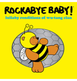 Rockabye Baby: 2020RSD2 - Lullaby Renditions Of Wu-Tang Clan LP