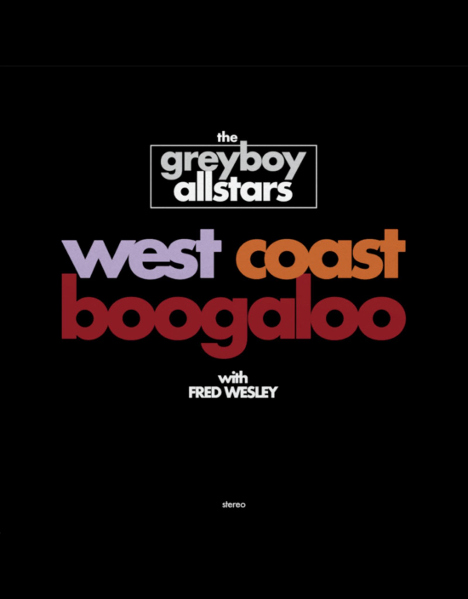 Knowledge Room Greyboy Allstars: West Coast Boogaloo LP