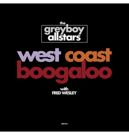 Knowledge Room Greyboy Allstars: West Coast Boogaloo LP