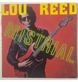 USED: Lou Reed: Mistrial LP