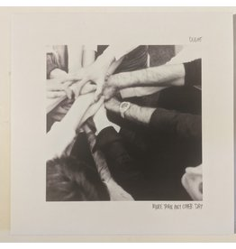 USED: Ought: More Than Any Other Day LP