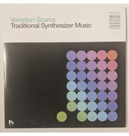 USED: Venetian Snares: Traditional Synthesizer Music LP