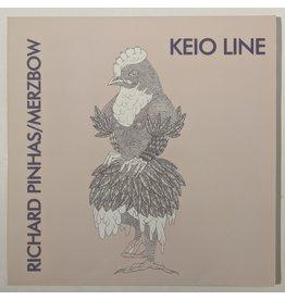USED: Richard Pinhas/Merzbow: Keio Line LP
