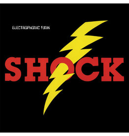 Tidal Wave Music Shock: Electrophonic Funk LP