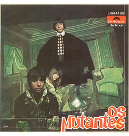 Polysom Os Mutantes: Os Mutantes LP
