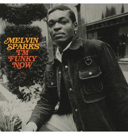Tidal Wave Music Sparks, Melvin: I'm Funky Now LP