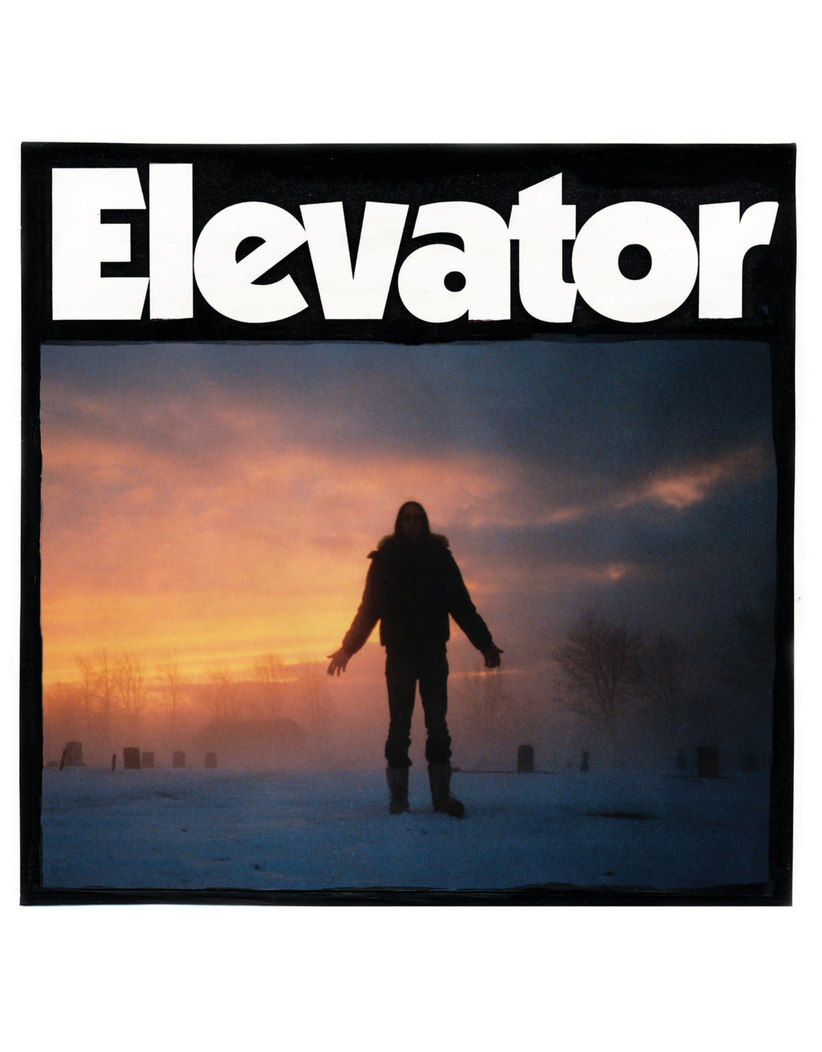 Blue Fog Elevator: August Extra (colour) LP
