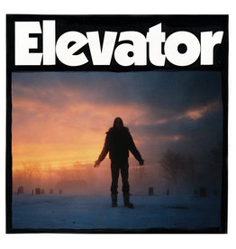 Blue Fog Elevator: August Extra (colour) LP