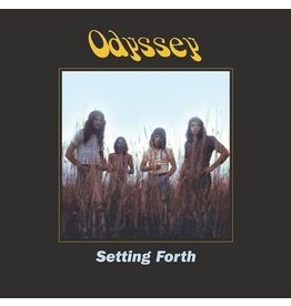 Lion Odyssey: Setting Forth (inide exclusive/colour) LP