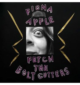 Epic Apple, Fiona: Fetch the Bolt Cutters LP