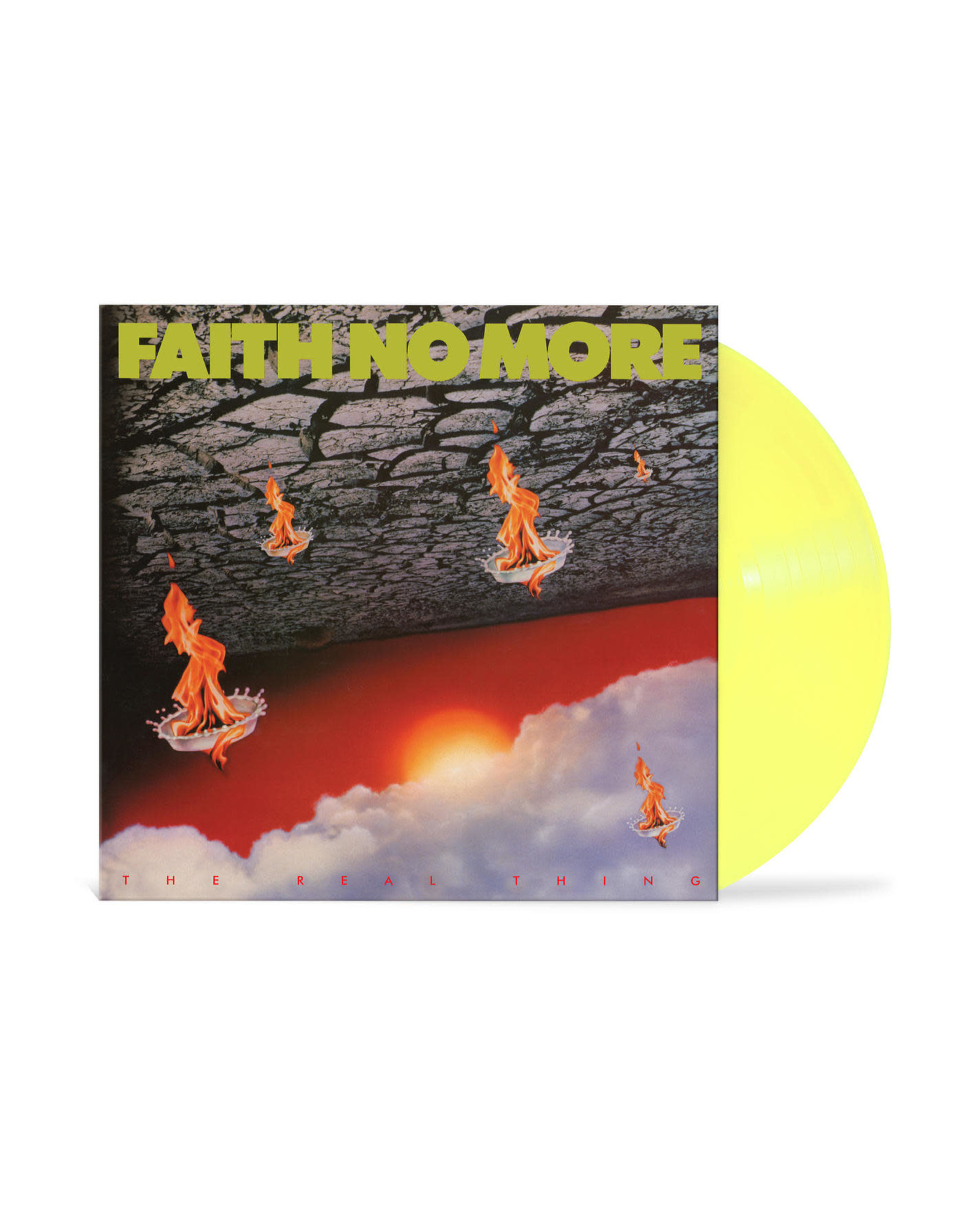 Rhino Faith No More: The Real Thing LP