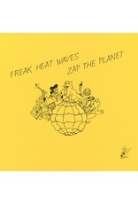 Telephone Explosion Freak Heat Waves: Zap the Planet LP