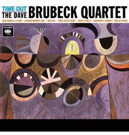 Music on Vinyl Brubeck, Dave: Time Out LP