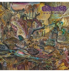 Relapse Gatecreeper: Deserted LP