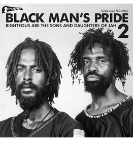Soul Jazz Various: Black Man's Pride 2: Righteous Are The Sons and Daughters of Jah LP