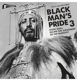 Soul Jazz Various: Studio One Black Man's Pride 3: None Shall Escape The Judgement of the Almighty LP