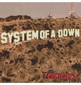 American System of a Down: Toxicity LP