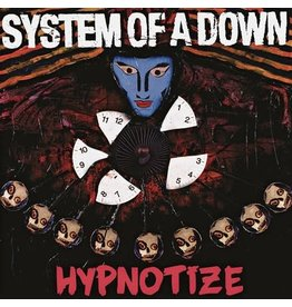 American System of a Down: Hypnotize LP