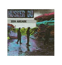 SST Husker Du: Zen Arcade LP