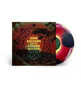 ATO King Gizzard & the Lizard Wizard: Nonagon Infinity (tri-colour edition) LP
