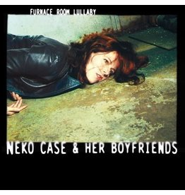 Anti Case, Neko: Furnace Room Lullaby (opaque turquoise) LP