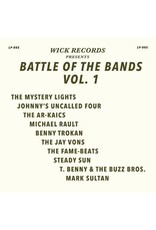 Wick Various: 2020RSD3 - Wick Records Battle of the Bands Vol 1 LP