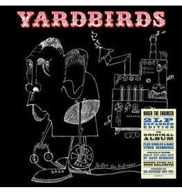 Demon Yardbirds: 2020RSD3 - Roger The Engineer - Expanded Edition LP