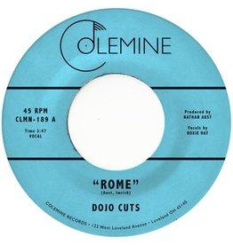 """Colemine Dojo Cuts: Rome (orange vinyl) 7"""""""