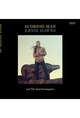 Timmion Hawks, Ernie & The Soul Investigators: Scorpio Man (yellow vinyl) LP