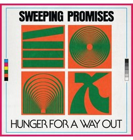 Feel It Sweeping Promises: Hunger For A Way Out LP
