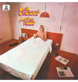 Light in the Attic Valle, Marcos: s/t LP