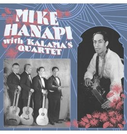 Mississippi Hanapi, Mike: With Kalama's Quartet LP