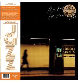 We Release Jazz Fukui, Ryo: In New York LP
