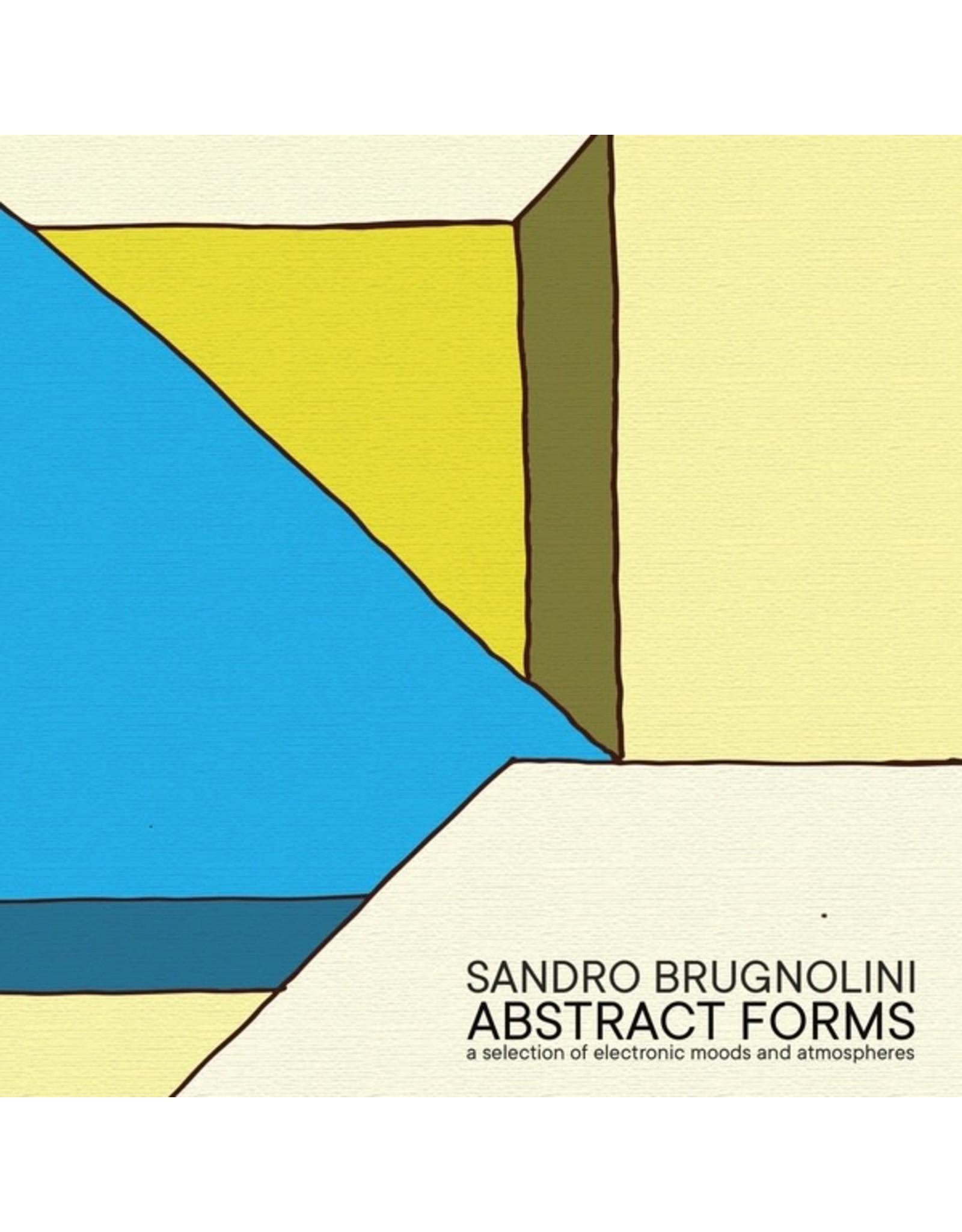 Musica per Immagini Brugnolini, Sandro: Abstract Forms LP