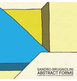 Musica per Immagini Brugnolini, Sandro: Abstract Forms LP